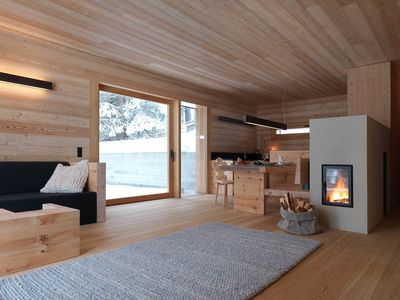 Photo for Mountain Lodge Tamersc   Luxury Chalet in the Alps - Dolomites