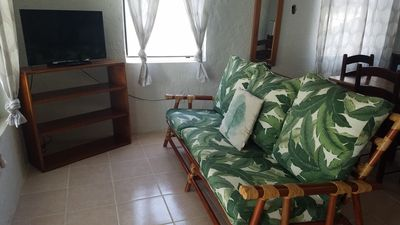 Photo for Beachfront, Reef View, Condo. Pool, Dive Shop and Pier, A/C, cable TV, WiFi