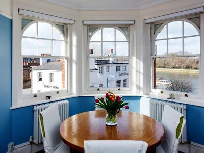 Photo for Lovely 3 bed sleeps 4, moments from the Thames in beautiful Putney (Veeve)