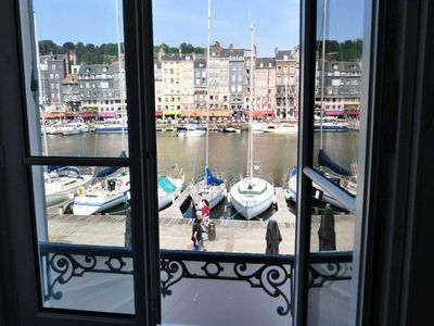 Photo for Apartment 15 minutes walk from the beach Honfleur - 2 Room Apartment 5 people
