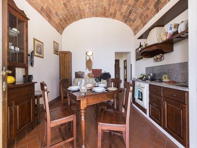 Photo for Scintilla - Distinctive 1bdr with pool in Maremma region