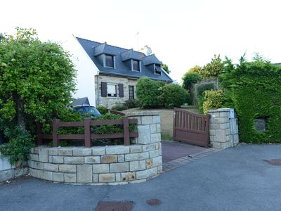 Photo for Family house - Fouesnant - Cap Coz - 400 meters from the beach