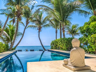 Photo for Find your zen in this beautiful beachfront house