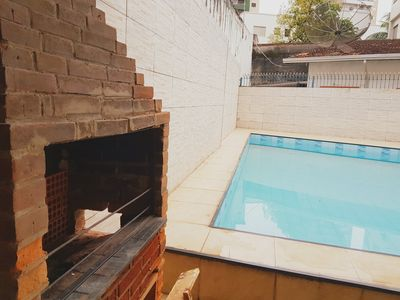 Photo for House with pool and barbecue, near the beach