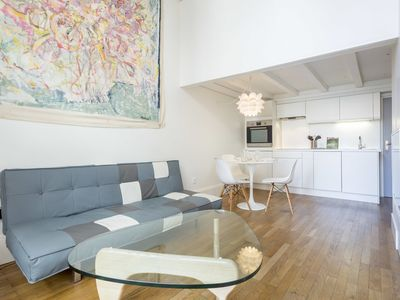 Photo for 1BR House Vacation Rental in Lyon-1er-arrondissement