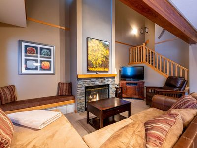 Photo for Rustic Whistler Charm, spacious family size townhouse PERFECT vacation getaway