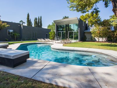 Photo for Ultimate Central Phoenix home,  an Architectural compound with 6 Bdrs., Pool