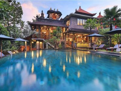 Photo for Suite Room  with Pool iew at Ubud