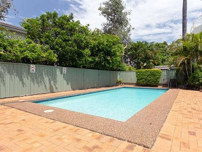 Photo for 9 'Bronte Court', 17 Magnus Street - renovated unit with filtered views & pool