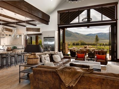 Photo for Abode at Twilight Ranch | One of a Kind Mountain Home on Spectacular Estate!