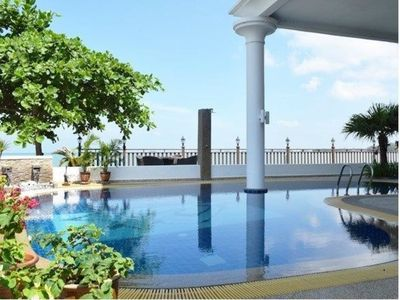 Photo for Luxery Bungalow At Seaside Port Dickson water only 10 m away, beach 1 km