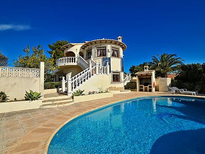 Photo for Vacation home El Gazebo  in Moraira, Costa Blanca - 8 persons, 4 bedrooms