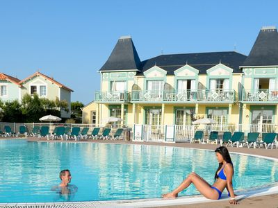 Photo for Stylish holiday home located near a lake in the Vendée