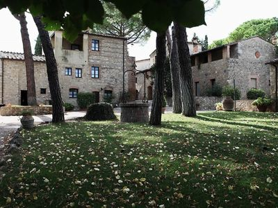 Photo for Holiday in a former convent from the 14th century - apartment Bellavista