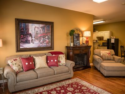 Photo for Carriage House Suite on lovely property, just outside the town of Intercourse!