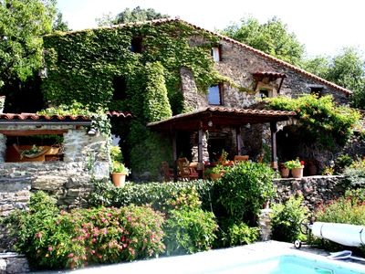 Photo for Large Catalan farmhouse of charm, in a superb space of nature.