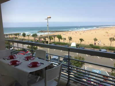 Photo for PLEASANT AND FUNCTIONAL T2 - DIRECT VIEW OVER THE SEA – ANGLET