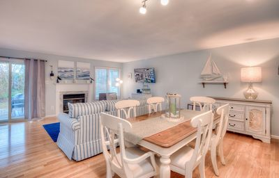 Photo for New!  Modern, Spacious, Pet-Friendly Cape Mackie!