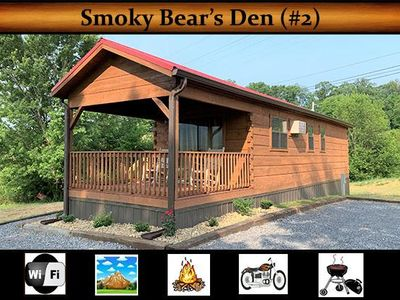 Photo for Smoky Bear's Den (#2)