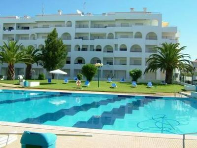 Photo for Apartment T2 Algarve, Porches, pool and access to 2 Beaches, Home