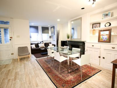 Photo for Warm And Inviting Cap Hill Recent Reno (Up To 6 Ppl), Parking, Blocks to Capitol