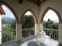 The villa was wonderful and very spacious