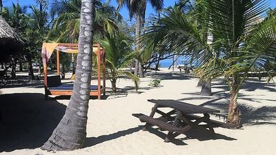 Photo for Beach house in the Colombian Caribbean