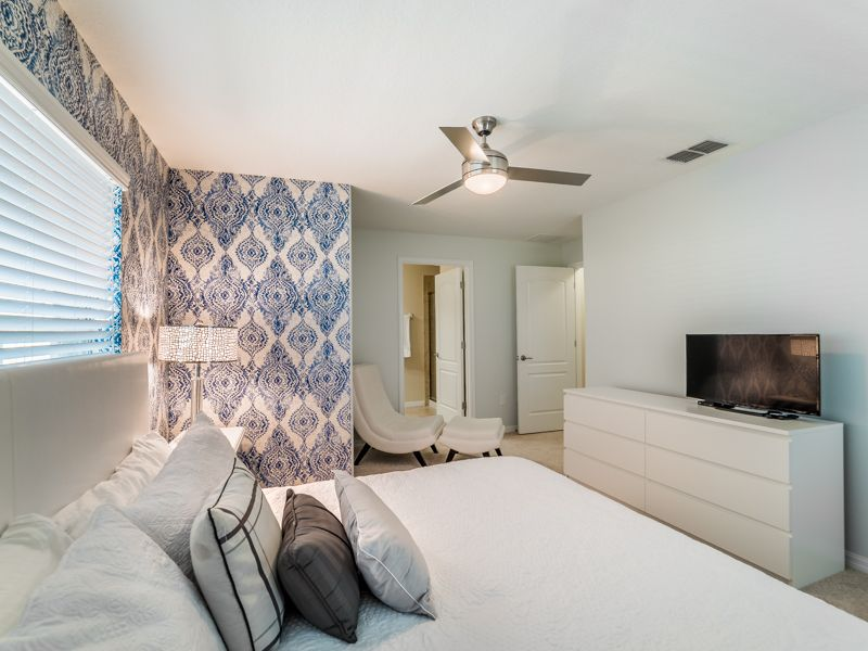 Modern 5 bed townhome at the brand new Storey Lake Resort