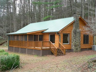 Photo for 3BR Cabin Vacation Rental in Hiawassee, Georgia