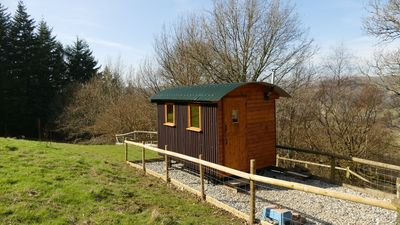 "Photo for Shepherds Hut ""Jessica"" in fantastic location"