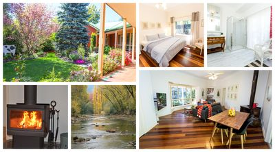 Spacious premium quality house in tranquil location.  Magnificent private garden
