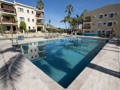 Photo for Spacious 2BDR/2BA w/Pool & 3 Balconies