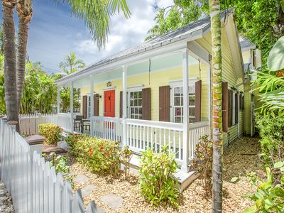 Photo for Dog-friendly oasis in the heart of Key West w/ a private pool & fenced yard!