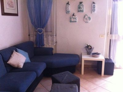 Photo for Spacious apartment in a villa a few km from the sea of Viareggio
