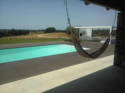 Photo for Luxury spacious Villa, great views, amazing pool on private property.