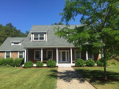 Photo for Ideal Cape Retreat: classy, quiet, and beautiful - just 1/2 mile from the beach