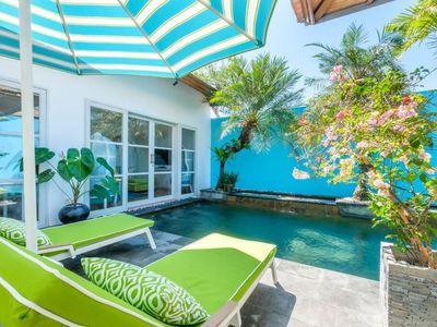 Photo for This villa is a 2 bedroom(s), 2 bathrooms, located in Denpasar, Bali.