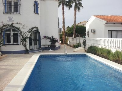 Photo for Villa With Private Pool In A Secluded Area Close To The Beach