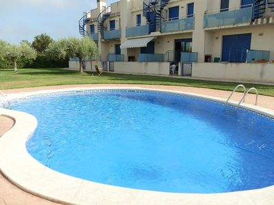 Photo for DALI, Ideal house for your holidays near the sea, free wifi, air conditioning, pets allowed, dog's beach.
