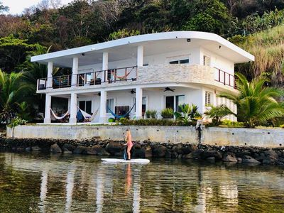Photo for Pebos Reef Panama, 12 guests, Caribbean Beach House