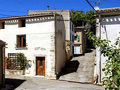 Photo for Lovely cottage in a small village near CARCASSONNE