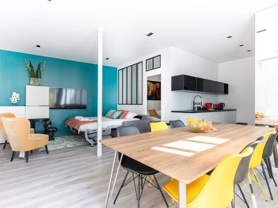 Photo for BRAND NEW APARTMENT - BASTILLE DISTRICT