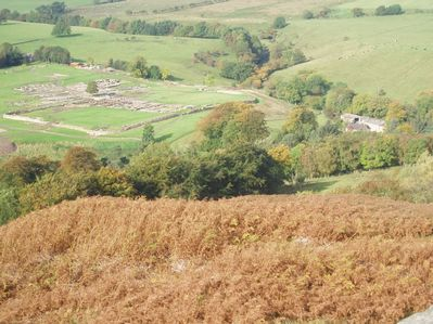 Vindolanda and Codley Gate from Barcombe Hill