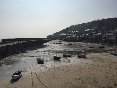 Photo for Comfortable Cottage right in the heart of Mousehole - 15 m from the Harbour