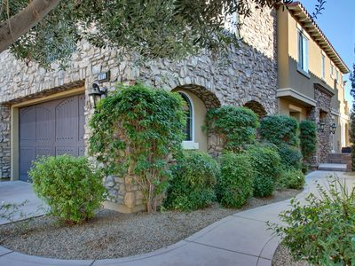 Photo for Tuscan Style Villa with Pool/Spa, Mountain Views, and Great Location!
