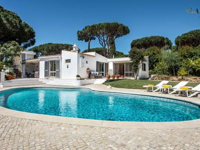Photo for Amazing Private Villa with Annexe & Pool in Vale do Lobo