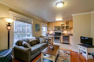 Beautiful Downtown Portland Condo Put The City At Your