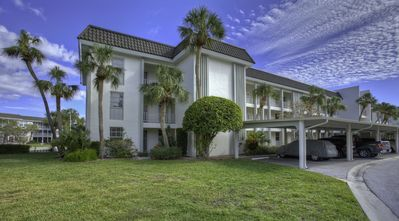 Photo for 2 Bedroom Ground Floor Condo with Private Beach Access: Longboat Key 03