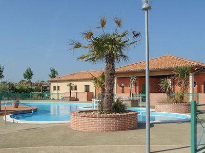 Photo for Charming chalet in the heart of a residence and close to Brétignolles-sur-mer