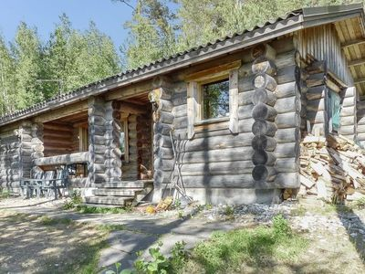 Photo for Vacation home Matikkaniemi in Punkaharju - 6 persons, 2 bedrooms